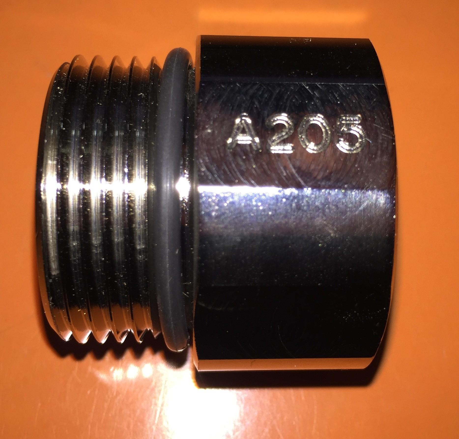 Adp Ez Login >> EZ Oil Drain Valve Adapter EZ-ADP205   Truck Parts World